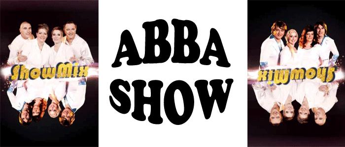 Abba-Show mit der Show Mix Band