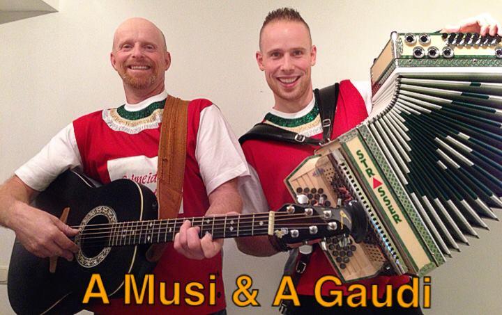 Duo Schneidige Manda - A Musi und a Gaudi aus dem schönen Pinzgau