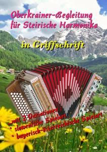 Oberkrainer-Begleitung-Steirische Ausgabe