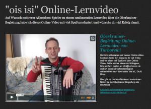 ois isi Online-Lernvideo von Turboreini