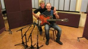 Martin Koch (Tonstudio Martin - Chef) und Turboreini