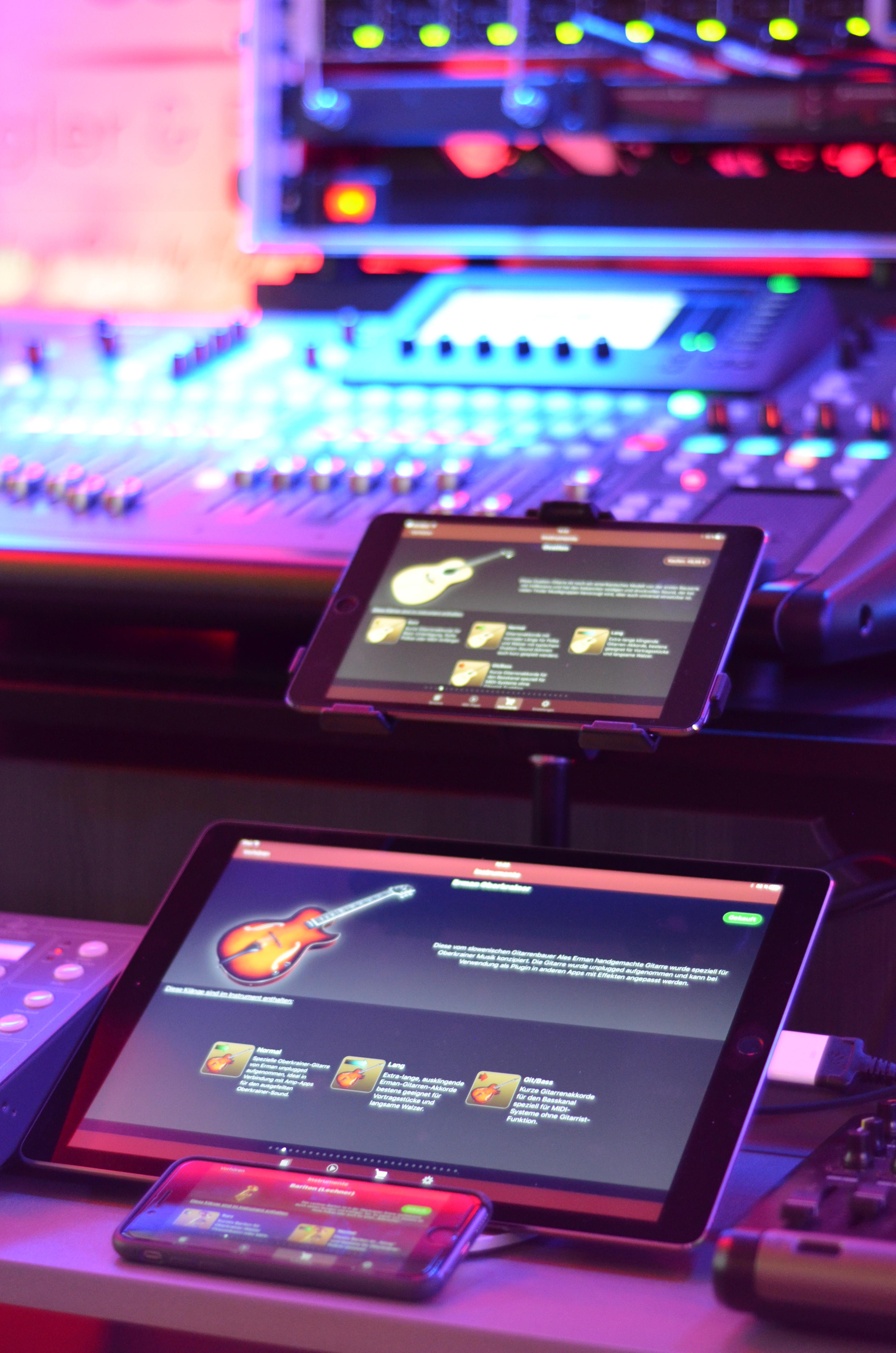 Stiegler & Friends Musikschule verwendet die Turbosounds-App im Musikunterricht